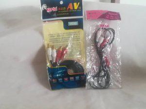 کابل AV 2 - 2